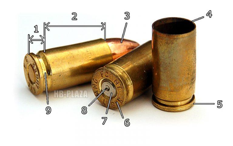 case-pistol