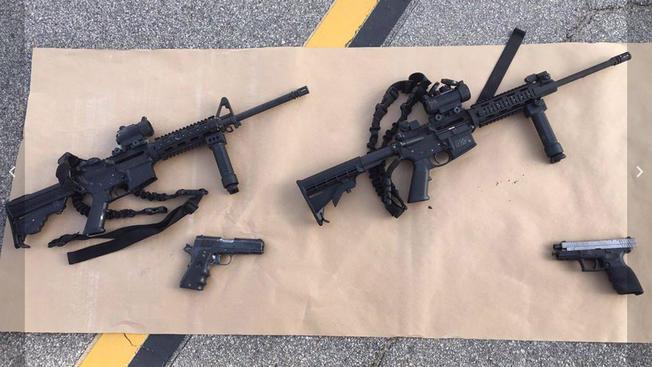 米加州銃撃テロ事件で使用された...